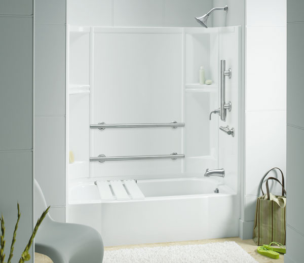 Sterling Bathtub Shower Doors Sterling Plumbing 19 With